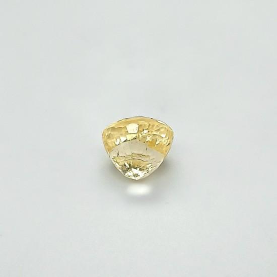 Yellow Sapphire (Pukhraj) 10.2 Ct Certified